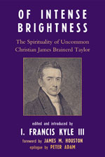 Book cover for Of Intense Brightness